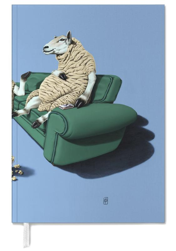 Sheep (colored) Personal Planner