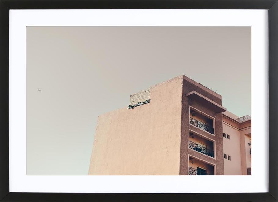 Marrakesh Paradise 14 Framed Print