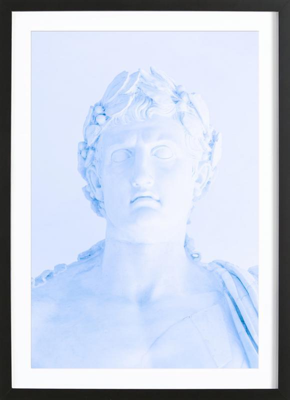 Neo Rom 4 Framed Print
