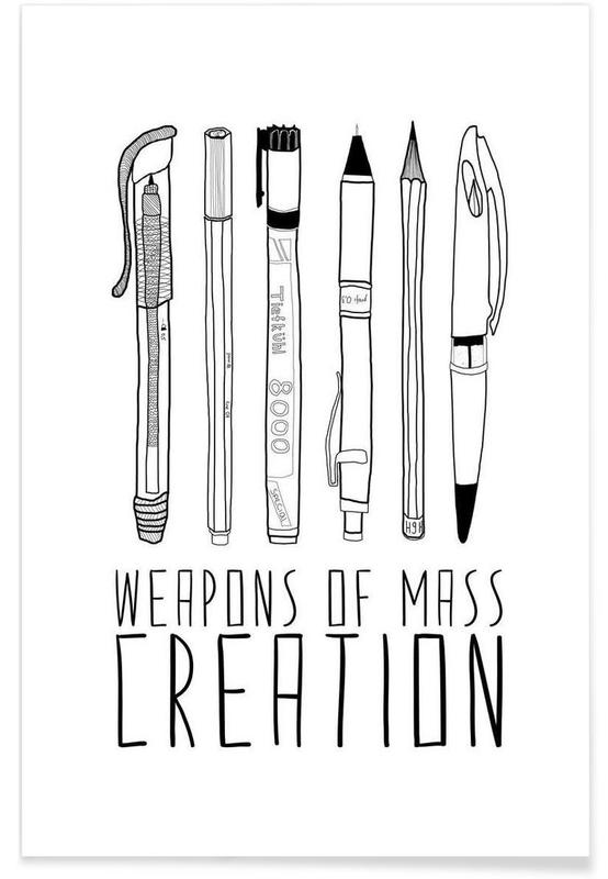 Weapons of Mass Creation affiche