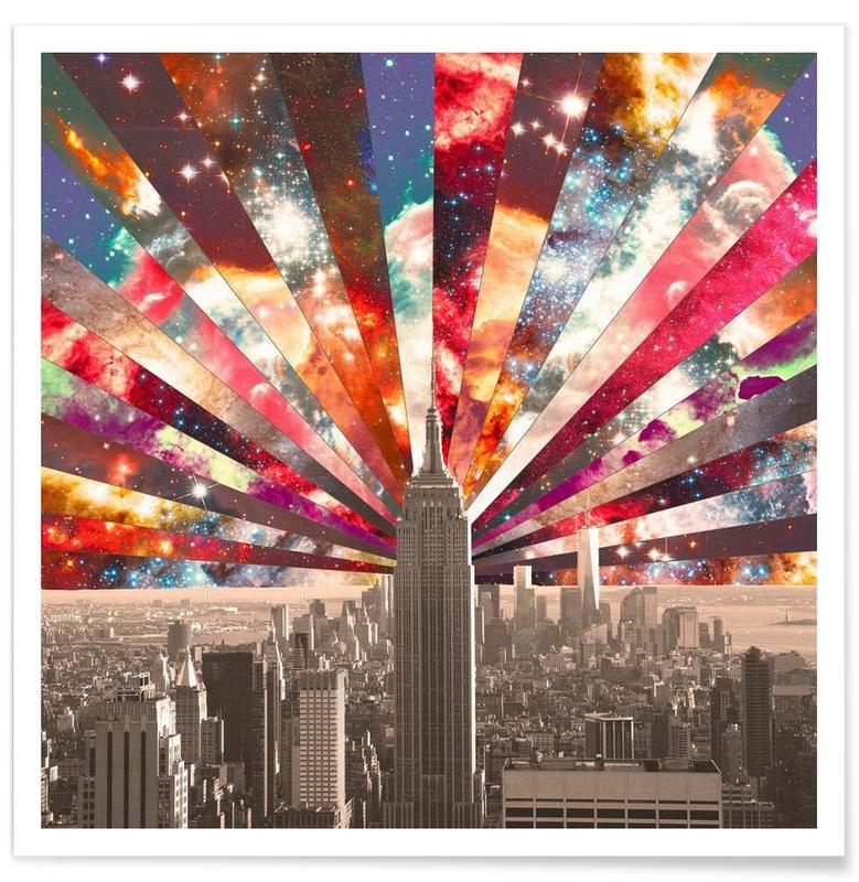New York, Superstar New York affiche