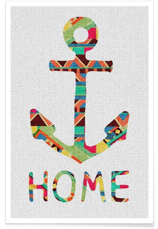 You Make Me Home -Poster