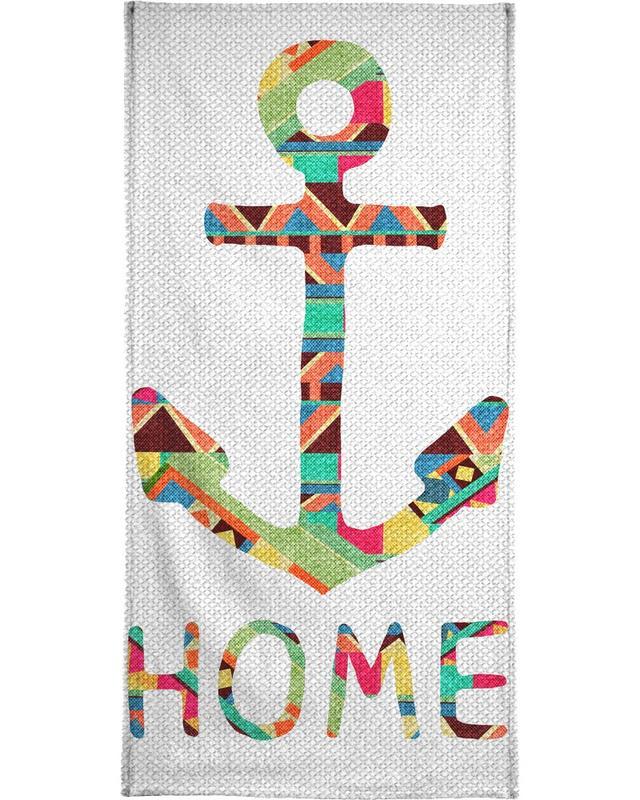You Make Me Home Bath Towel