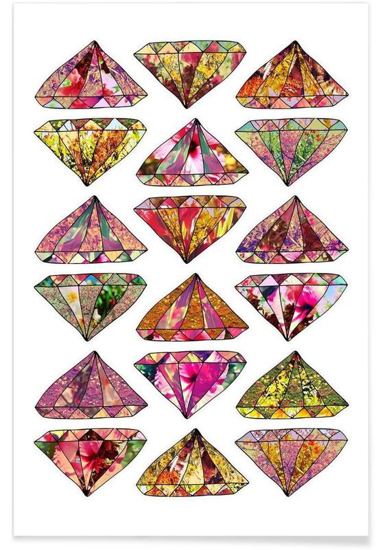 Motifs, These Diamonds are Forever affiche