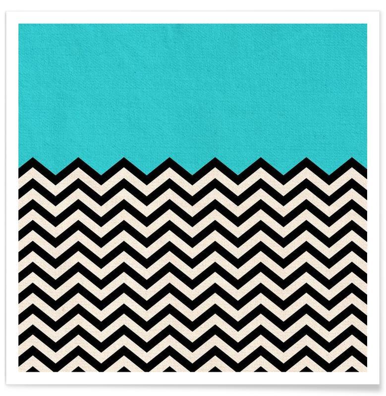 Mønstre, Follow The Sky Plakat