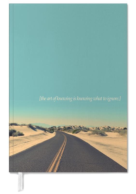 Wüsten, Motivation, The Art Of Knowing -Terminplaner