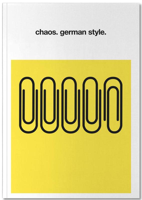 German Chaos Notebook