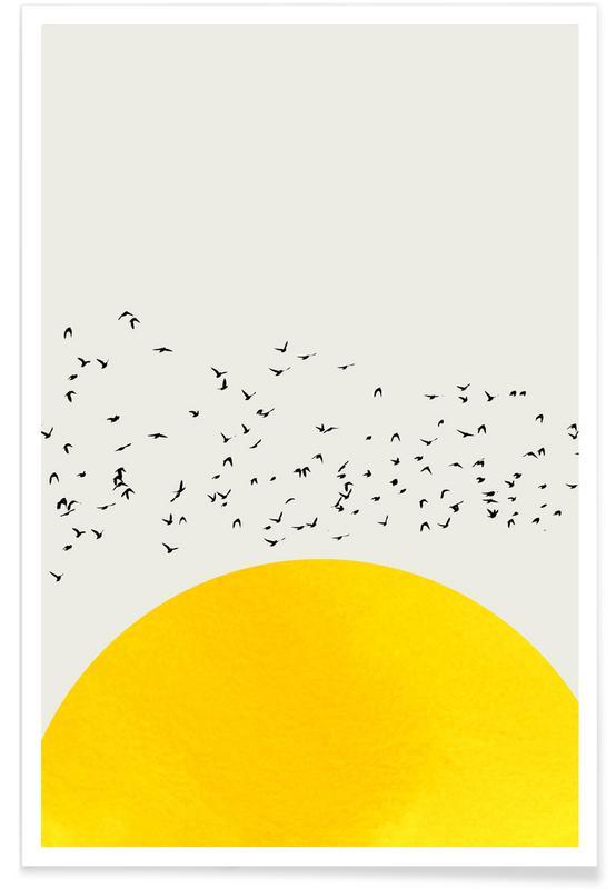A Thousand Birds Plakat