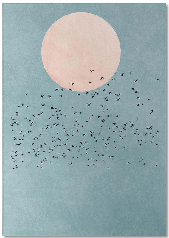 Fly Away -Notizblock