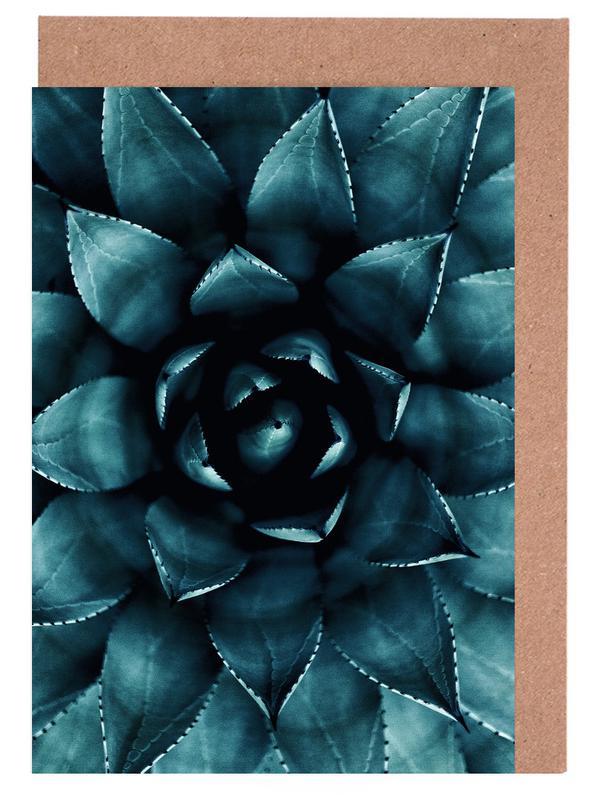 Cactus No.9 -Grußkarten-Set