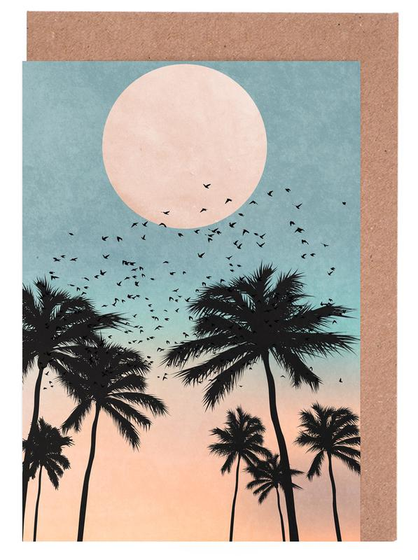 Sunrise -Grußkarten-Set