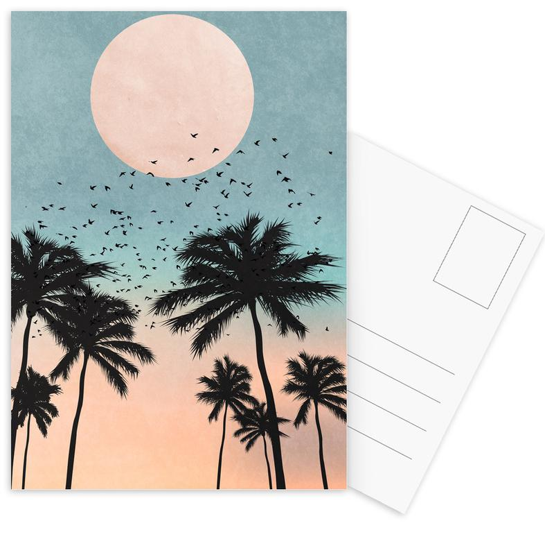Sunrise Postcard Set