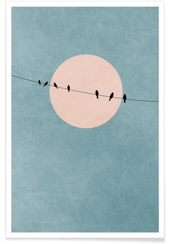 The Beauty of Silence Plakat