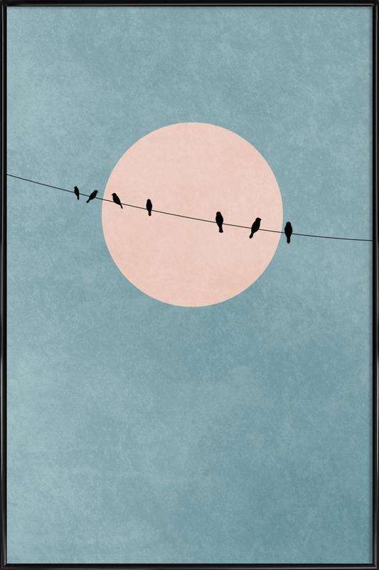 The Beauty of Silence ingelijste poster