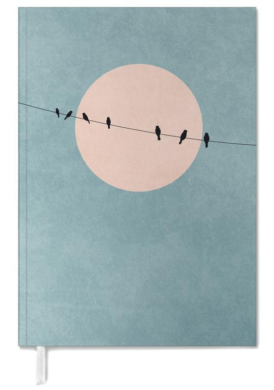 The Beauty of Silence Personal Planner