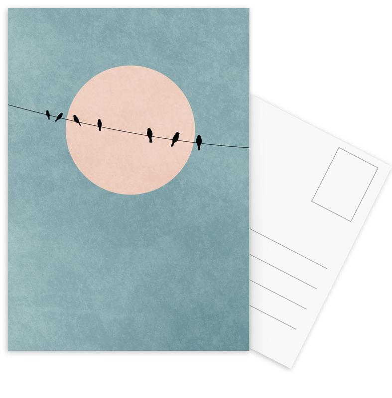 The Beauty of Silence -Postkartenset