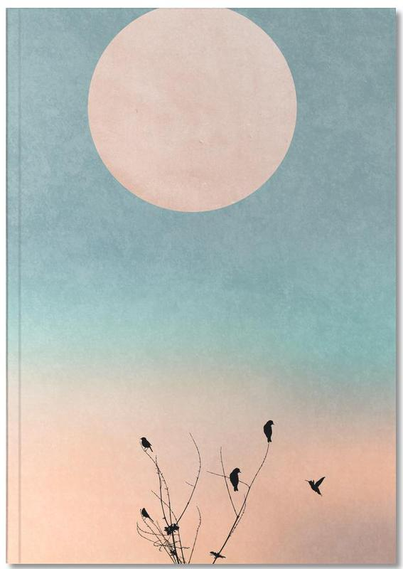 Sonnenuntergänge, Waking Up Warm Notebook