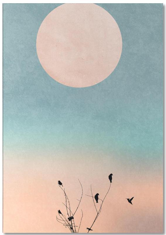 Sonnenuntergänge, Waking Up Warm -Notizblock