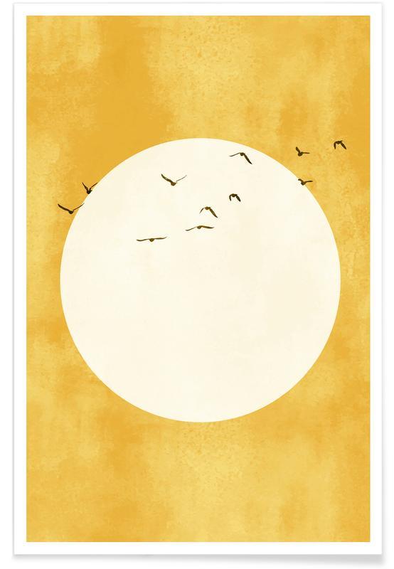 Tramonti, Eternal Sunshine poster