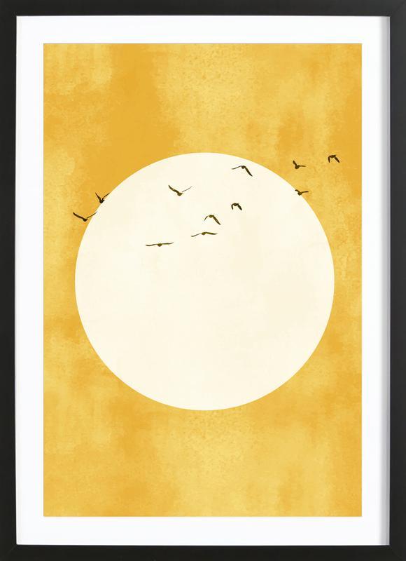 Eternal Sunshine ingelijste print