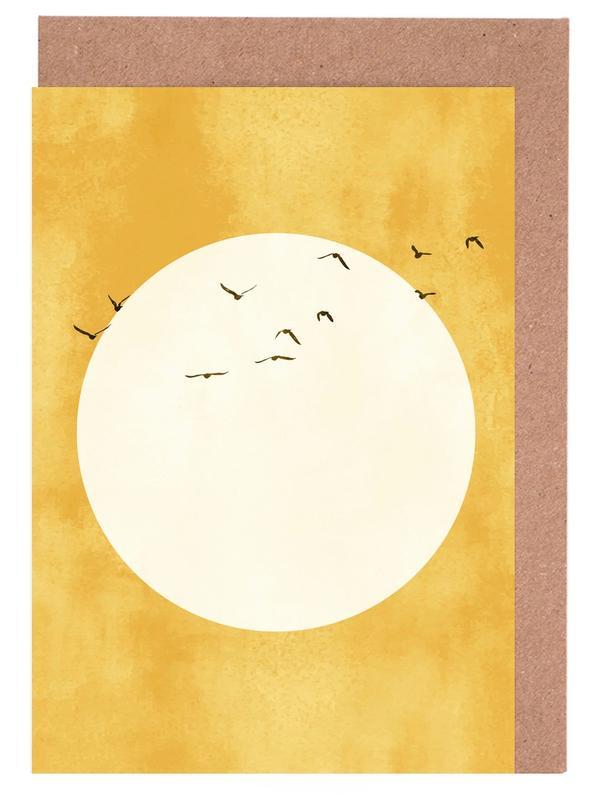 Eternal Sunshine -Grußkarten-Set