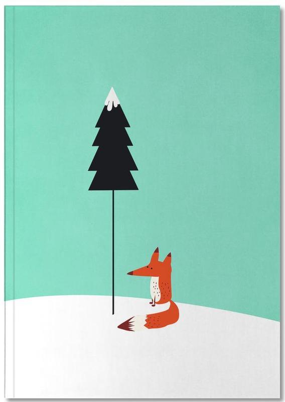 Vossen, Kunst voor kinderen, Mister Fox Notebook
