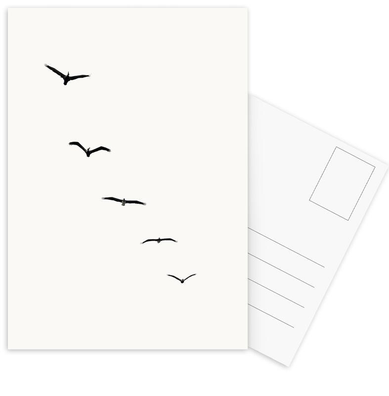 The Sky -Postkartenset