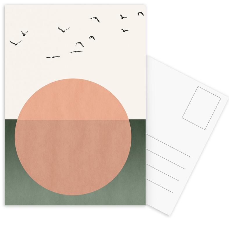 Free Souls -Postkartenset