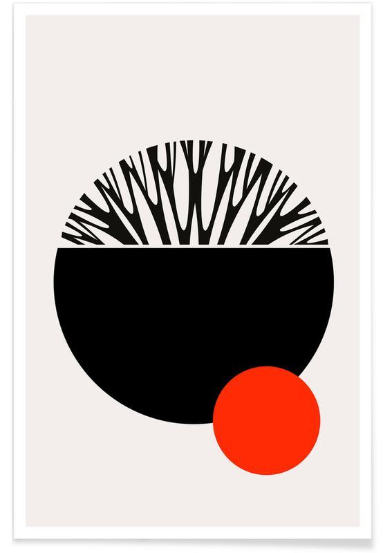 , Abstractika poster