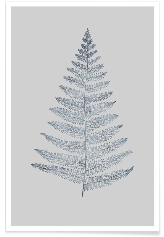 Bladeren en planten, Botanica Minimalistica No.1 poster