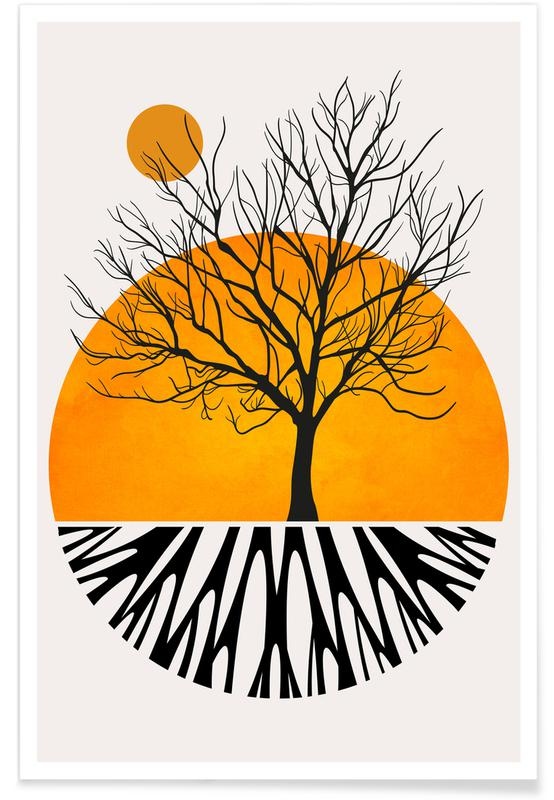 , Warming Roots -Poster