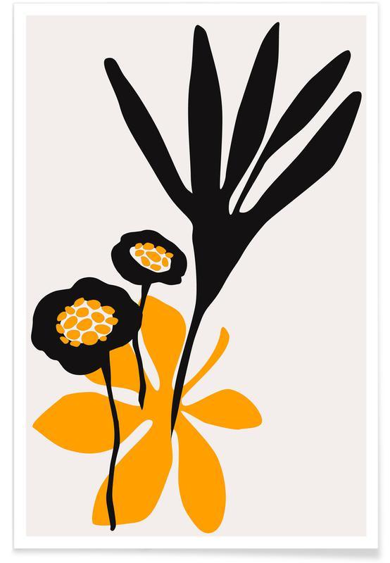 , Blossom Beauty No.1 -Poster