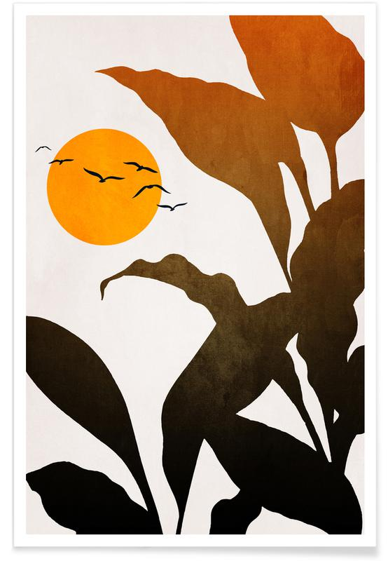 , Tropical Paradise Poster