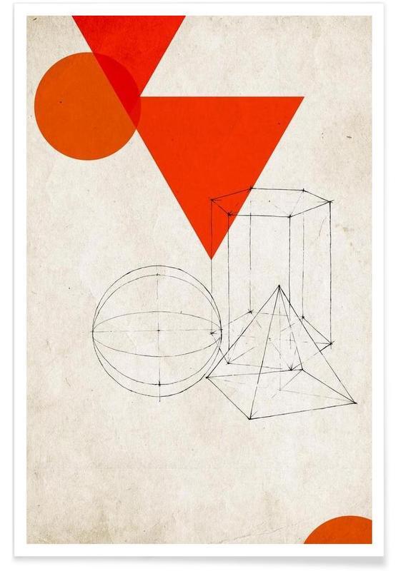 Retro, Dimensionssalat Poster