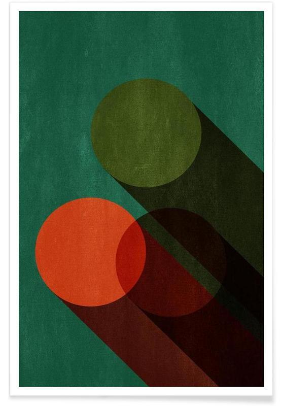 , Dreier poster