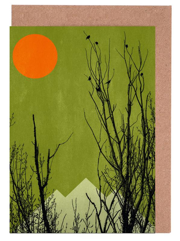 Schwarzwald -Grußkarten-Set