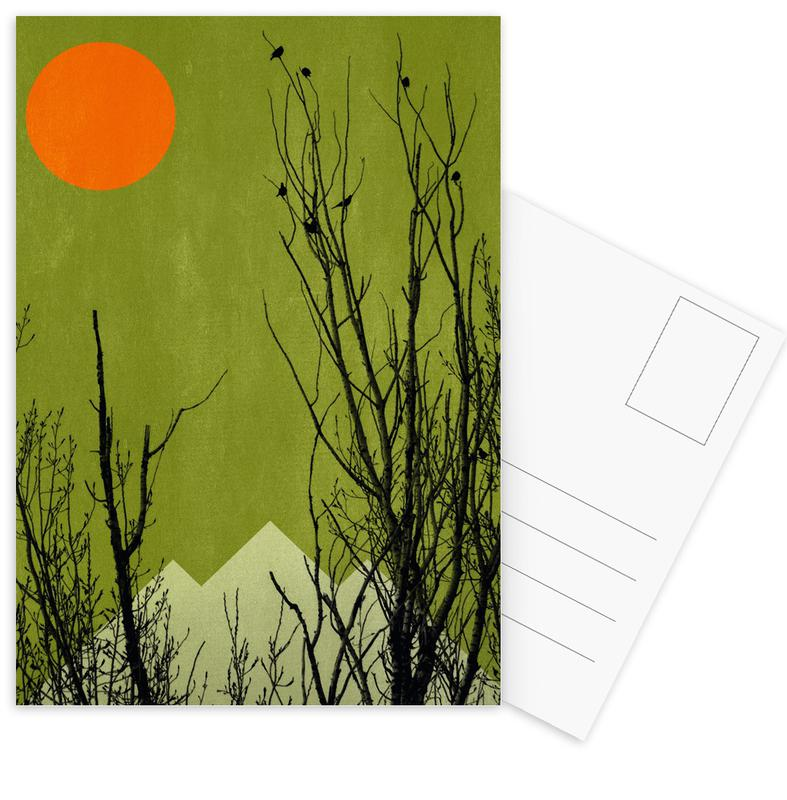 Schwarzwald -Postkartenset