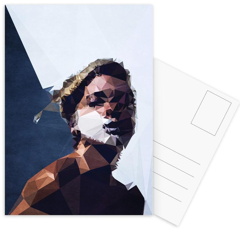 Sunshine & Shadows -Postkartenset