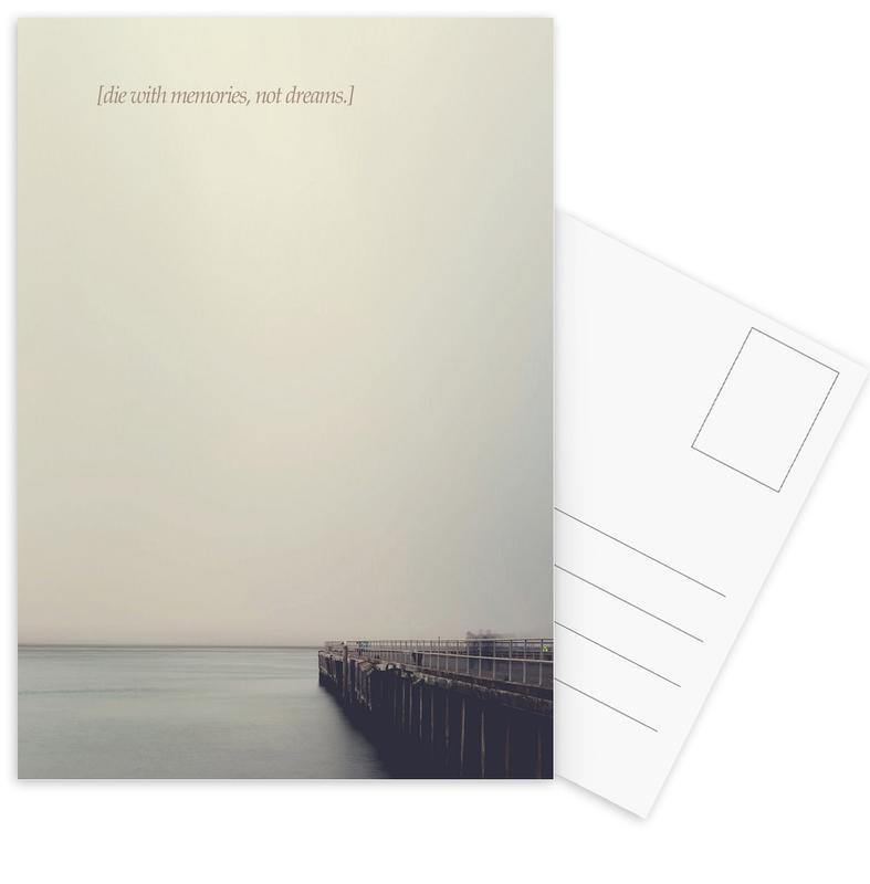 Memories Postcard Set