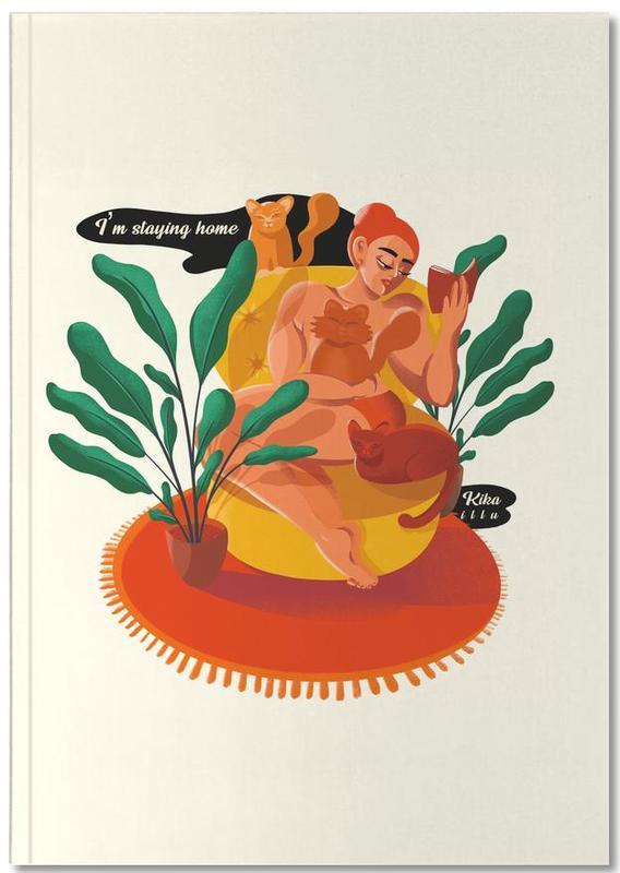 Cats, Motivational, Nude, Quarantaine Notebook
