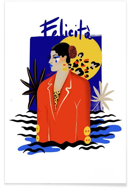 Felicita -Poster