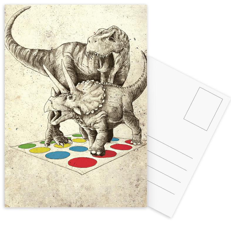 The Ultimate Battle Postcard Set