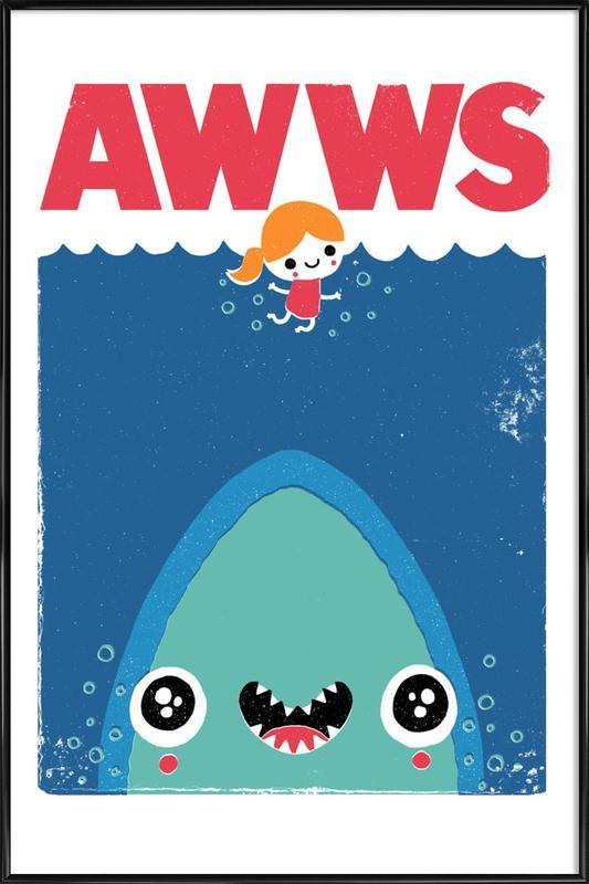 Awws Framed Poster