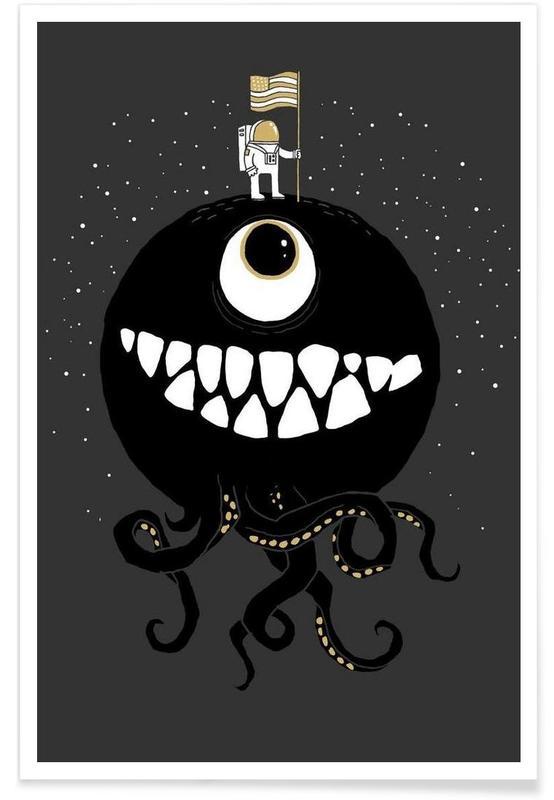 Space Oddity affiche