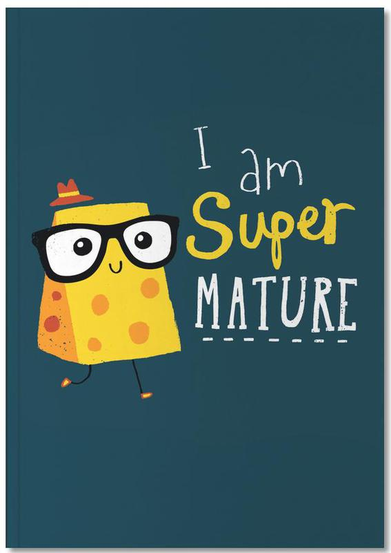 Humour, Super Mature Notebook