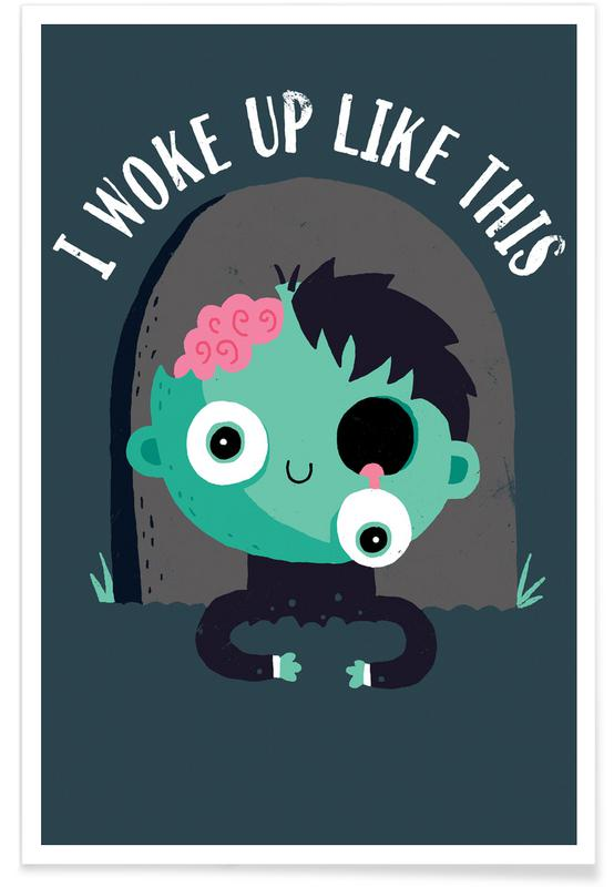 Lustig, I Woke Up Like This -Poster