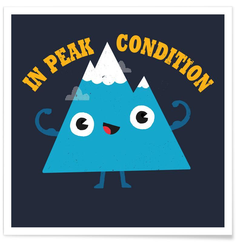, Peak Condition poster