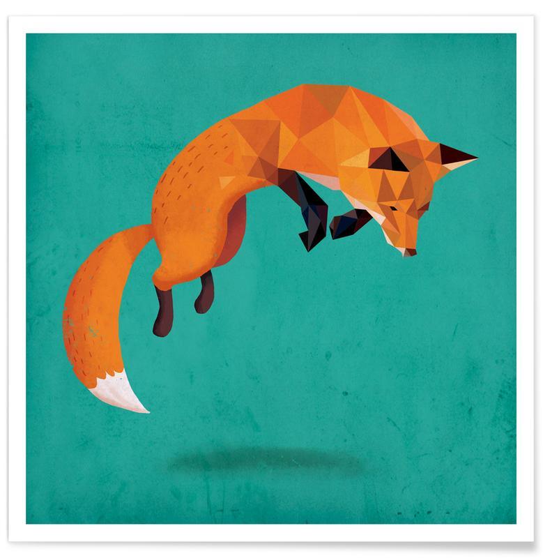 Füchse, Transitions -Poster