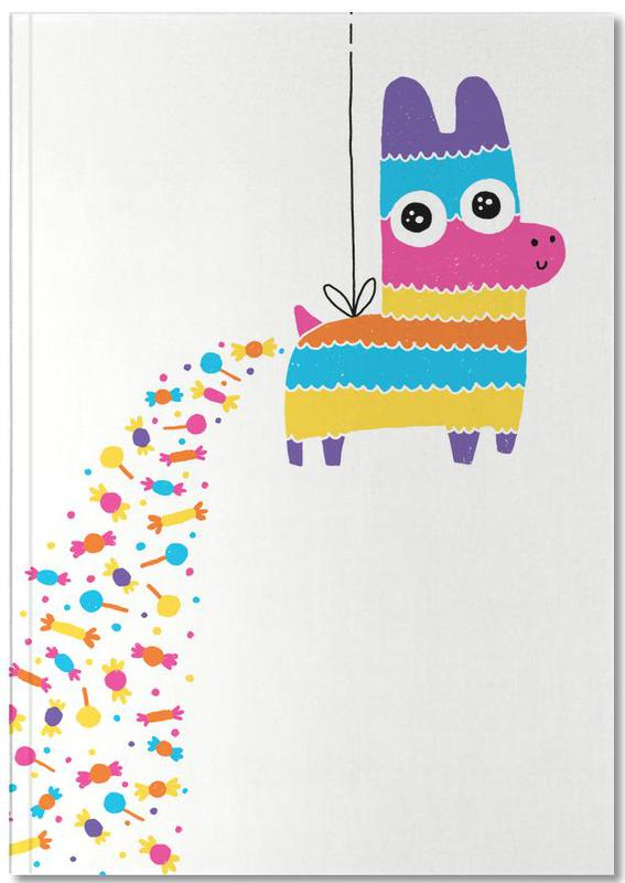 Birthdays, Nursery & Art for Kids, Penguins, Funny, How Candy Is Made Notebook