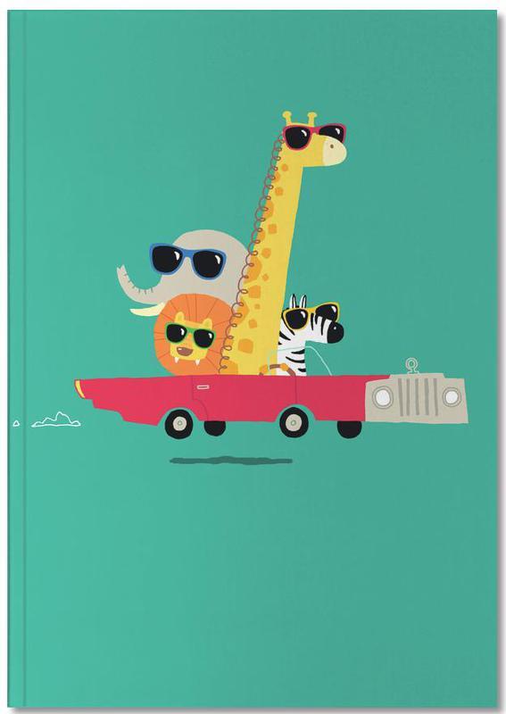Art pour enfants, Road Trip Notebook